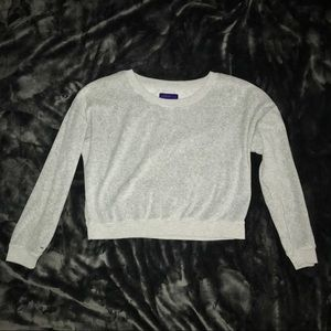 Cropped Aeropostale Long-sleeved Shirt